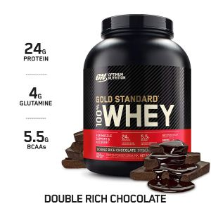 Optimum Nutrition Gold Standard 100% Whey Protein Powder Image