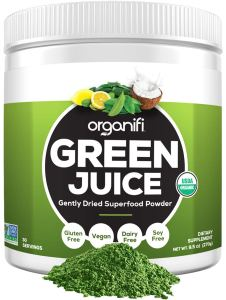 Organifi Green Juice - Organic Superfood Supplement Powder Image