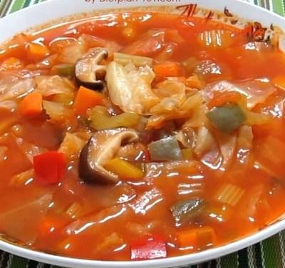Cabbage Soup Diet Original Cabbage Soup Recipe