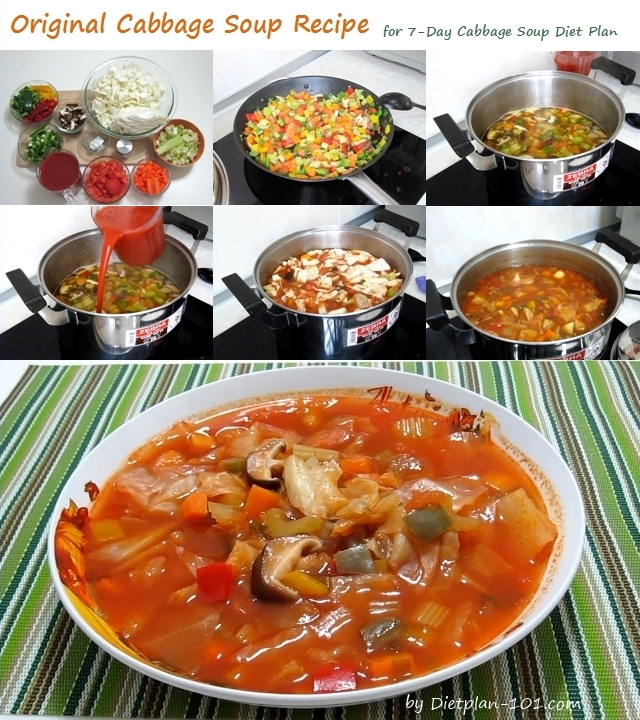 Does 7-Day Cabbage Soup Diet Plan Really Work? - Diet Plan 101