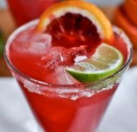 Refreshing Mixed Red Citrus Juice Recipe
