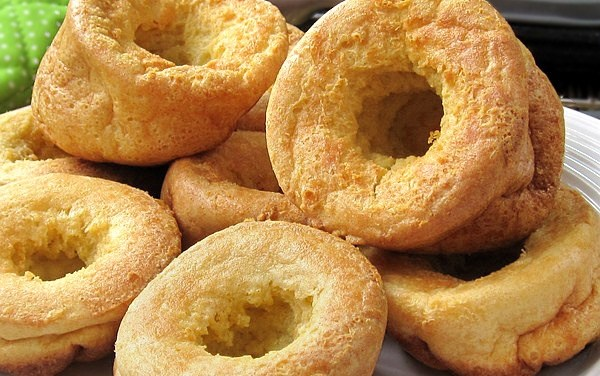 Low Carb Yorkshire Pudding (Atkins Diet Phase 2 Recipe)
