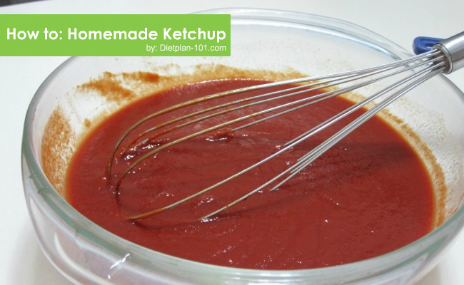 How to: Homemade Ketchup