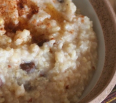 Gluten-Free Millet Porridge with Dried Fruit Recipe