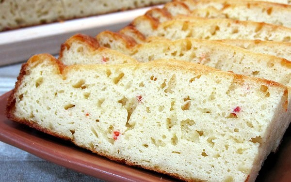 Jalapeno Jack Cheese Soy Quick Bread (Atkins Diet Phase 1 Recipe)