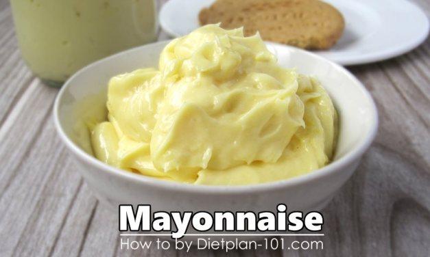 How to Make Beautiful Homemade Mayonnaise