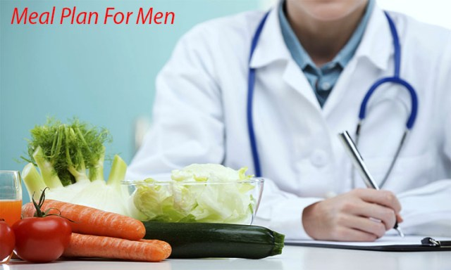 weight loss meal plans for men