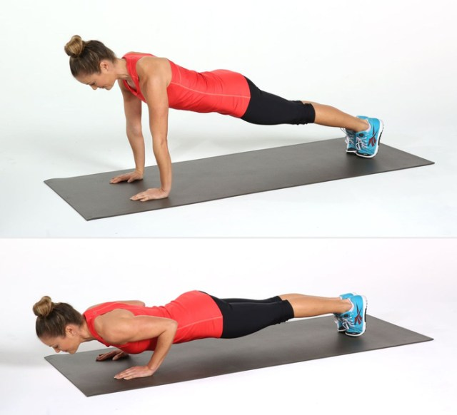best exercise Push up