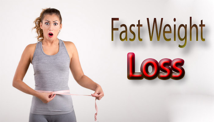 fast weight loss diet plan