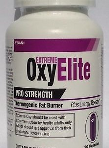 1oo% Extreme Oxy Elite Pro Strength Thermogenic Fat Burner Diet Pill By Swan