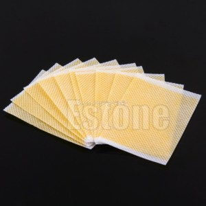 10Pcs Lose weight Health Slimming Belly Trim Slim Diet Detox Patches Care Tool Drop Ship