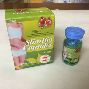 Slim Bio Natural Herbal Slimming Capsules Safe Diet Losing Weight Pills S6
