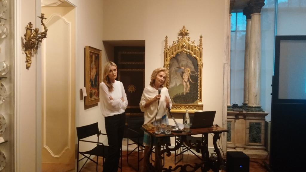 restauro museo Poldi Pezzoli Umberta Gnutti Gussali
