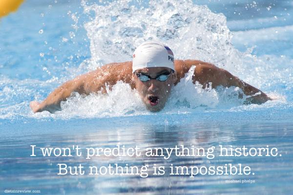 Michael Phelps Quote Wallpaper Michael Phelps