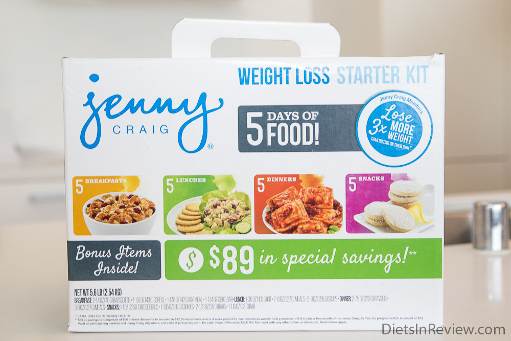 Weight Watchers Prepackaged Meals