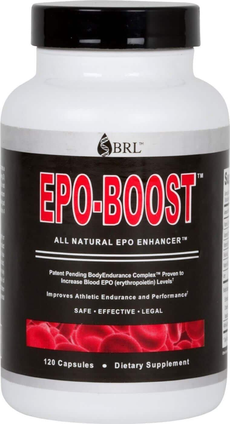 Epo-Boost Review | Does it work? Side Effects & Ingredients