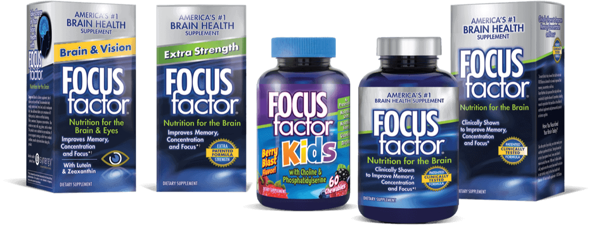 Focus Factor Ingredients Label - Ythoreccio