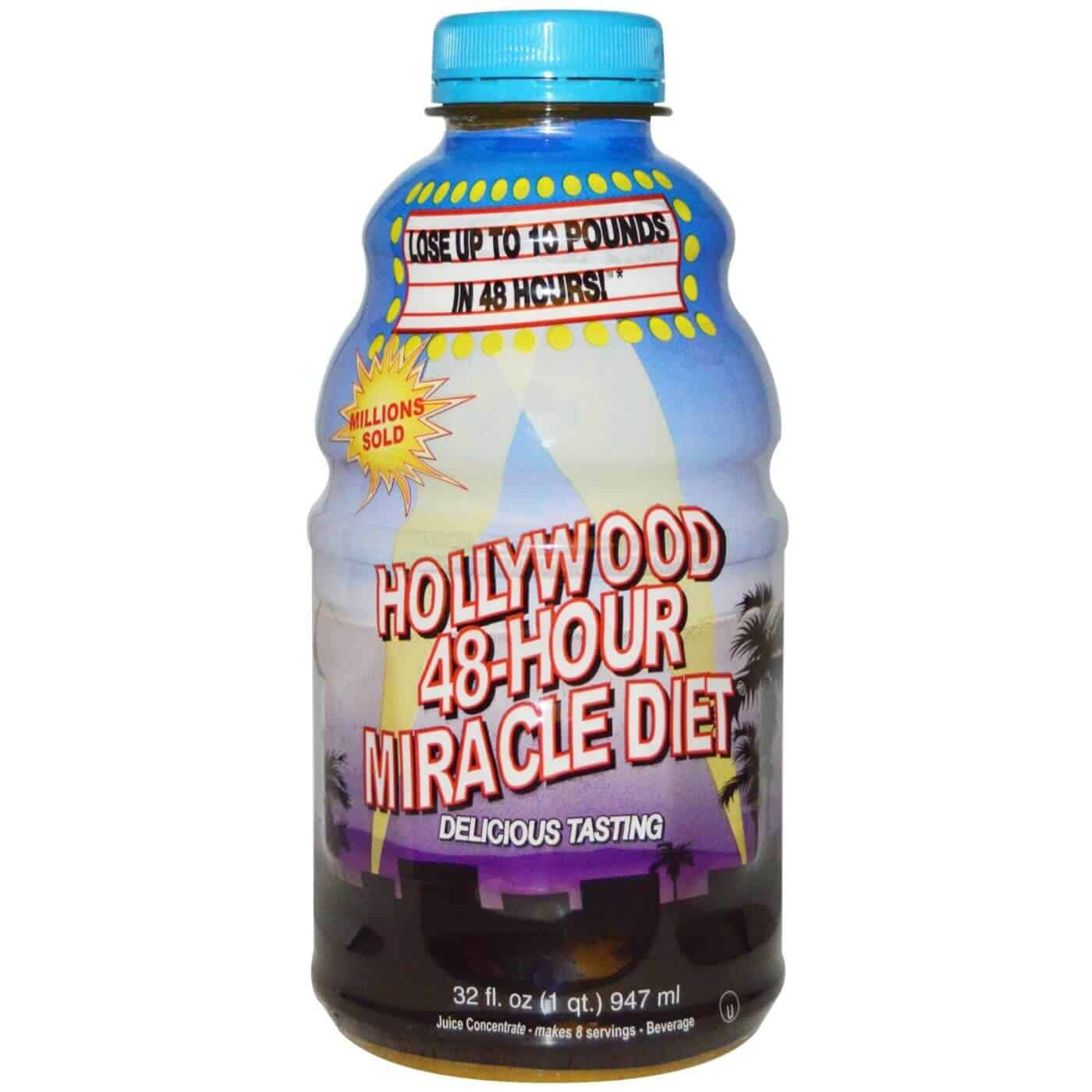 Hollywood 48 Hour Diet Review - Miracle Diet?