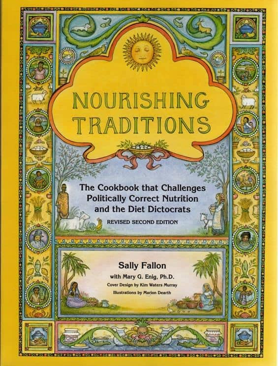 Image result for nourishing traditions