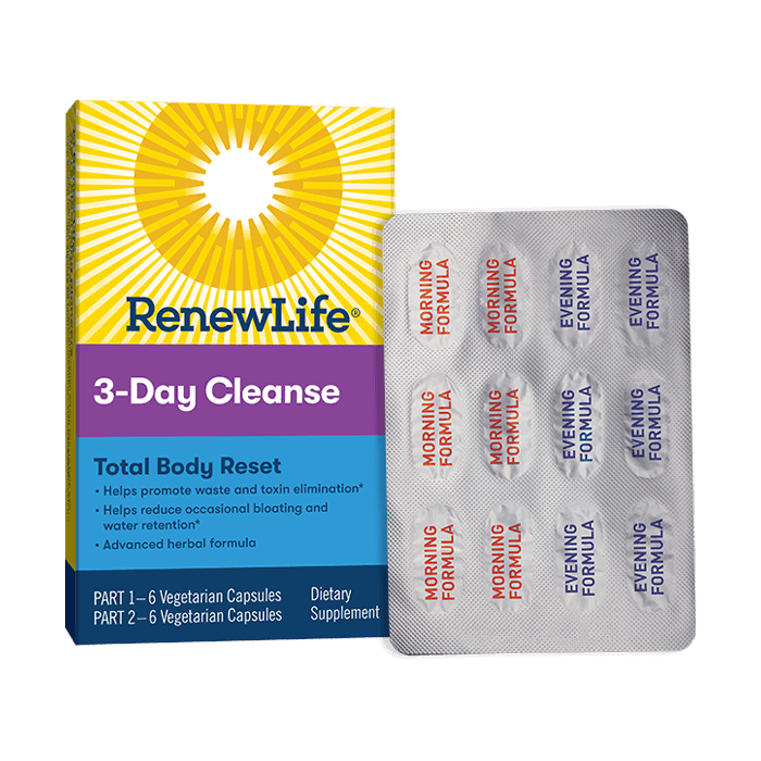 Renew Life 3 Day Cleanse Review (UPDATE: 2020) | 15 Things ...