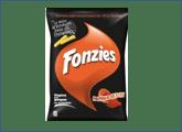 Fonzies με γεύση πάπρικα