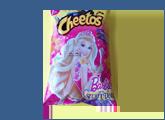 Τυρογαριδάκια barbie Cheetos
