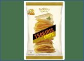 Πατατάκια Tsakiris με γεύση γραβιέρα Κρήτης