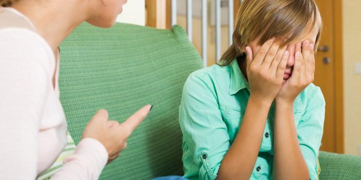 Lakse pubers en zeurende ouders