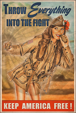 Army Pin Up Girl Wallpaper Throw Everything Dietz Dolls Vintage Pinup Photography Store