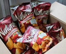 Chips: Naturals getrocknete Tomate