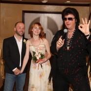 Wir haben mit Elvis in Las Vegas geheiratet!