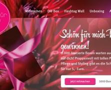 GEWINNE 1 VON 5.000 SCHÖN FÜR MICH – BOXEN VON ROSSMANN!