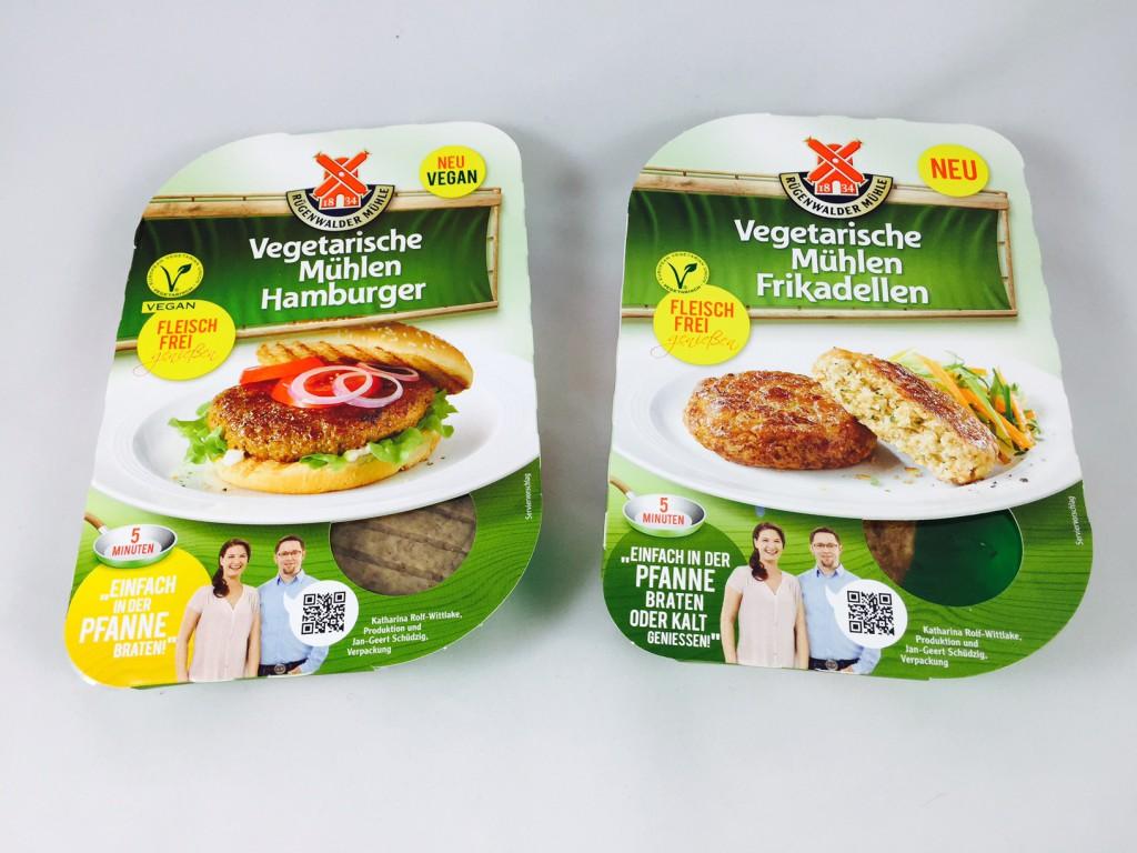 Vegetarisch Vegan Rügenwalder