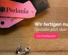 Perlania.de – Gestalte Dein eigenes Armband – Und gewinne drei Mal Dein Wunscharmband!