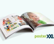 Nur diesen Monat: Bekomme ein Gratis-Fotobuch von posterXXL