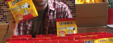 Die Leibniz Snoopy Kekse & Gewinnspiel um 10 Packungen