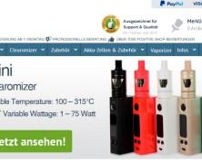 Die E-Zigarette: Gesund, ungesund… ja was denn nun?!