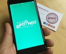 Test: OPTIONIST die neue – kostenlose – Freizeit-APP