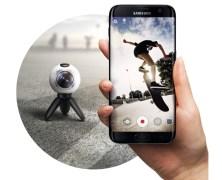 """Test Samsung Gear 360 – Das """"könnte"""" die Zukunft sein."""