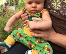 Im Test: Baby Krabbelschuhe von HOBEA