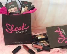 Gewinne 1 von 15 prallgefüllten Beauty-Bags von Sleek MakeUp