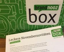 Die Brandnooz Box November