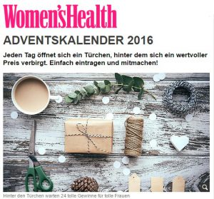 frauen adventskalender