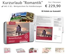 Seit 06.12. im Online Adventskalender: Eine Urlaubsbox im Wert von 230€