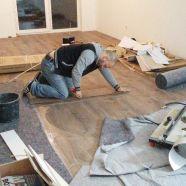 ein boden f r das ganze haus vinylboden test. Black Bedroom Furniture Sets. Home Design Ideas