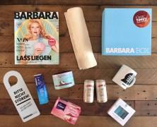 Die Barbara Box 3/2017 …der Herbst ist da.