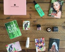 Die Glossybox im April