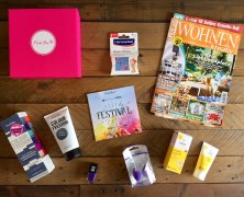 Die Pink Box Juli – Festival!
