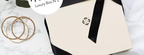 Erhalte eine gratis LUXURY-Box!