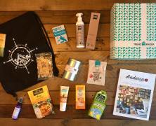 "Die Trendraider Box im September ""Wanderlust"""